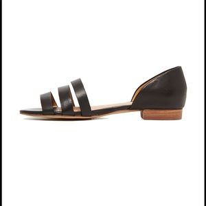 Madewell Leila Leather Sandal